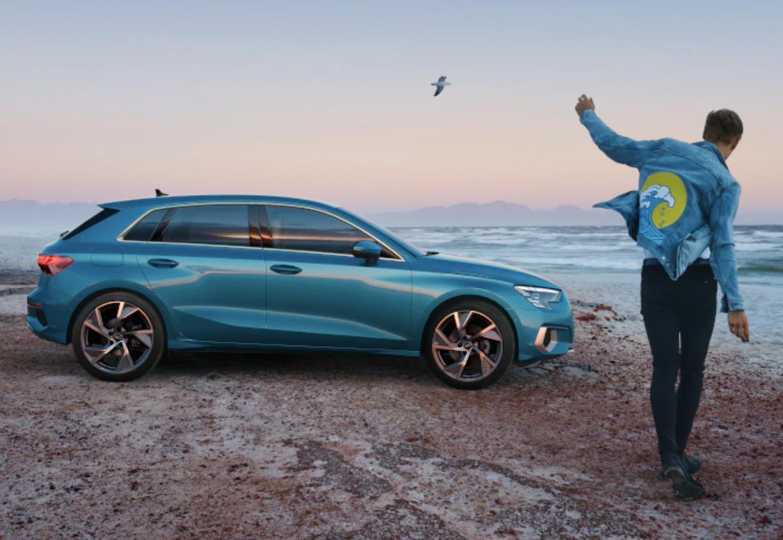 Новый Audi A3 Sportback: когда дизайн - ключ к успеху