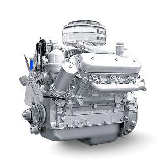 Принцип работы двигателя