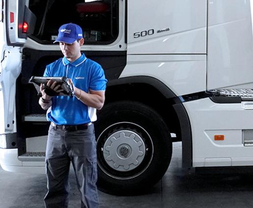 Как происходит диагностика грузовых автомобилей автоэлектриком