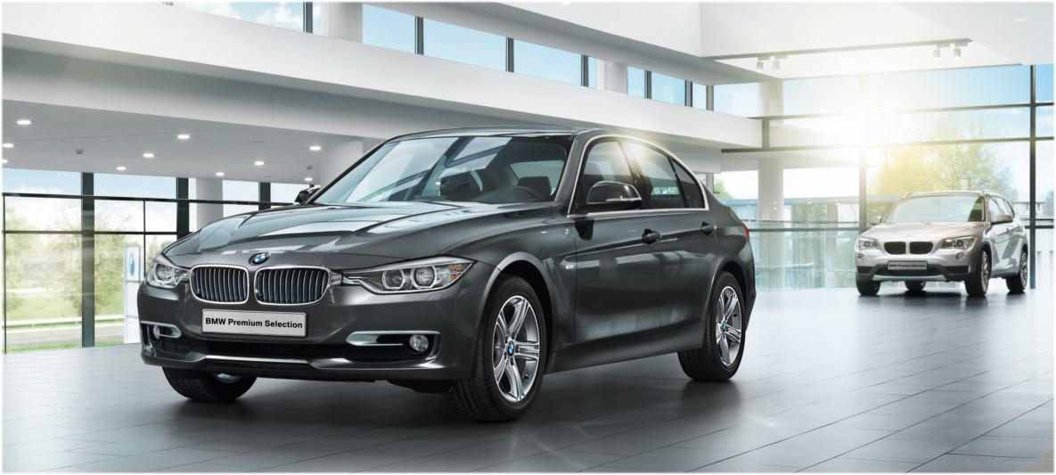 Преимущества BMW с пробегом