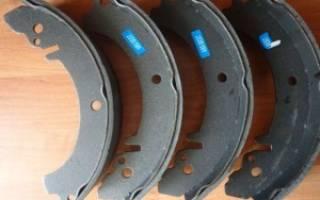 Ваз 2110 замена задних тормозных колодок