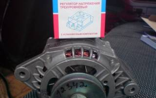 Регулятор напряжения генератора ваз 2114