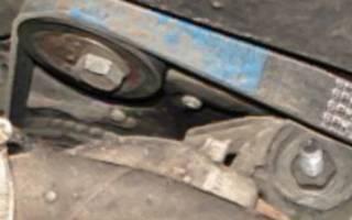 Замена ремня генератора ваз 2110 16 клапанов