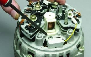 Генератор на ваз 2110 инжектор