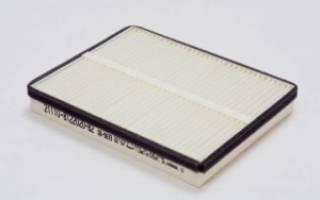 Замена салонного фильтра лада приора