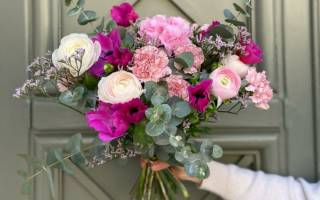 Букет цветов — всемогущий подарок