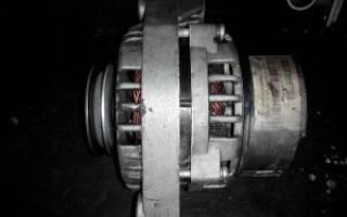 Установка диода в генератор ваз 2110