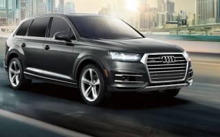 Обзор Audi Q7