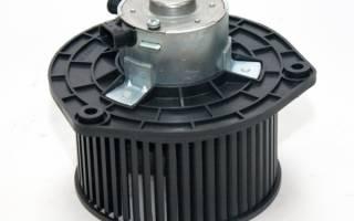 Замена мотора отопителя ваз 2110