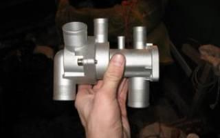 Модернизация термостата ваз 2110