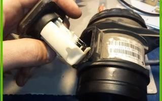 Как проверить дмрв на ваз 2107 инжектор