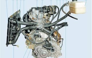 Замена патрубков системы охлаждения приора