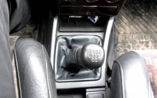 Как переключать скорости на ваз 2110