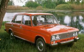 Легендарная «шестерка», ВАЗ-2106 «Жигули»